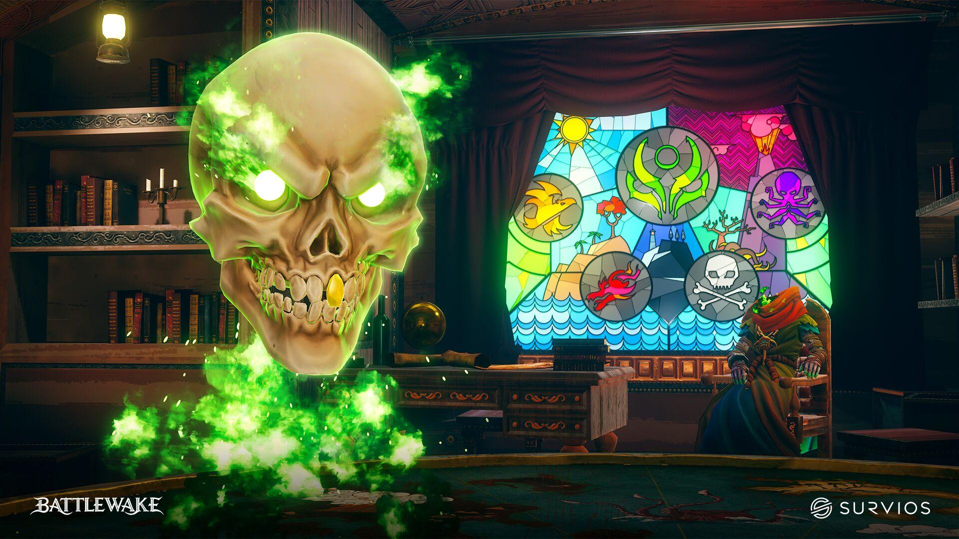 BATTLEWAKE | VR High-Seas Pirate Combat | Official Announcement Trailer