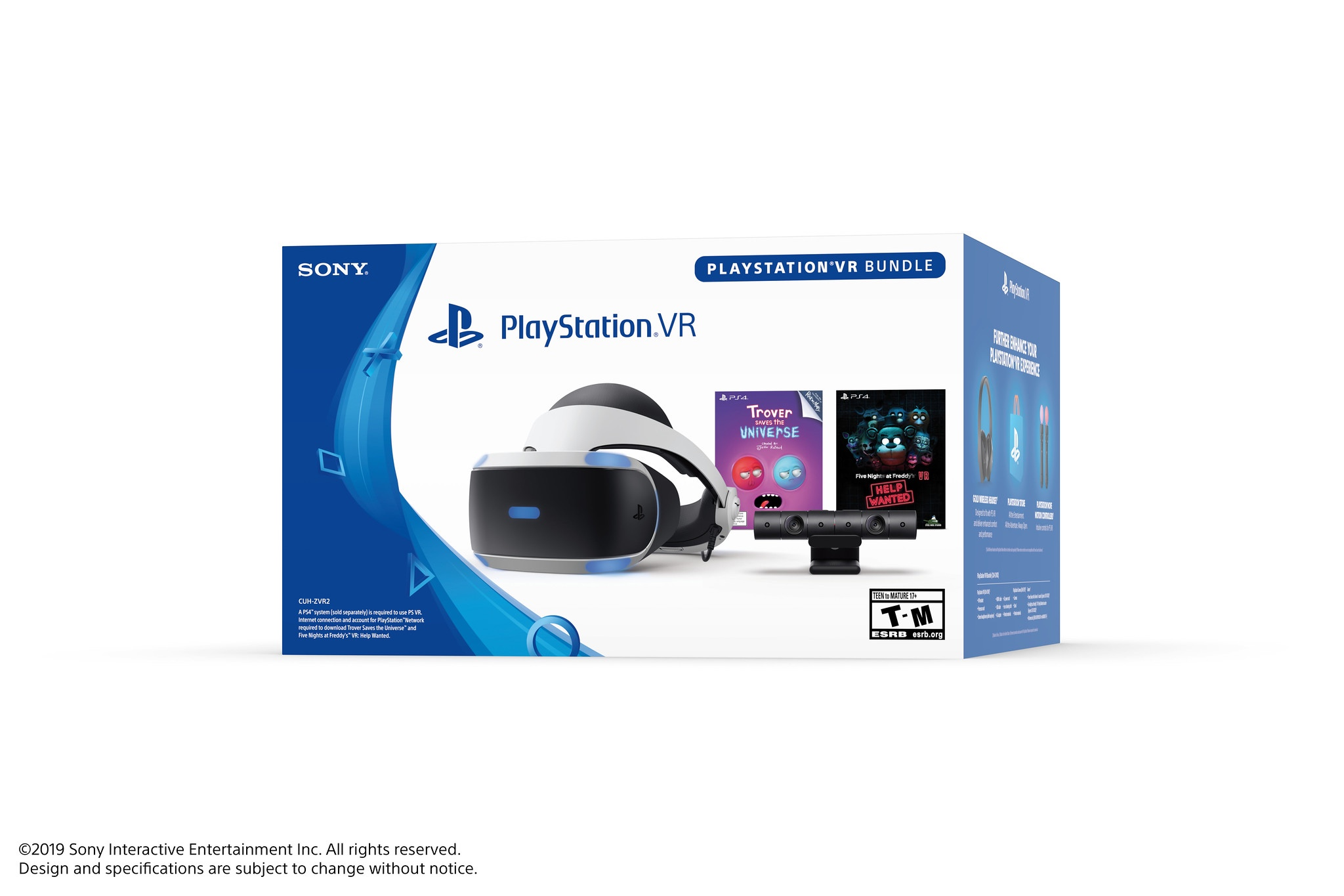 New PlayStation VR bundle deals available with this year's hottest VR game