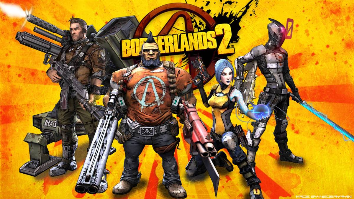 Up to date | Leak: Borderlands 2's Commander Lilith and the Fight For
